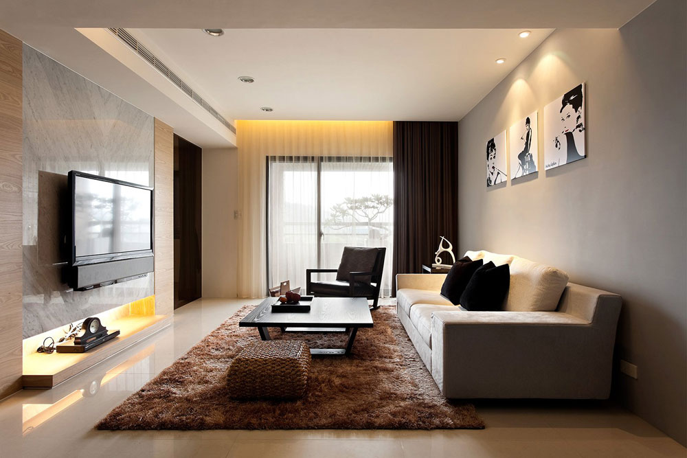 Cool Photos-Of-Modern-Living-Room-Interior-Design-Ideas- living room interior decoration