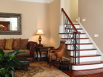 Cool Planning u0026 Ideas : Interior Paint Color Schemes With Stairs Design Interior house painting ideas interior