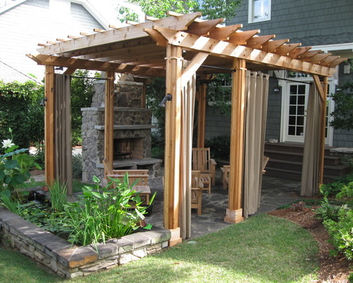 Cool SaveEmail. Outdoor Living Improvements. Free standing ... free standing pergola designs