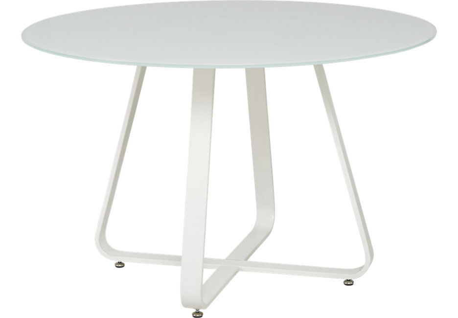 Cool Selene White Round Dining Table white round dining table