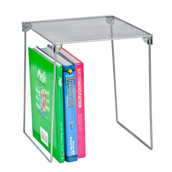 Cool Silver Mesh Locker Shelf locker organizer shelves