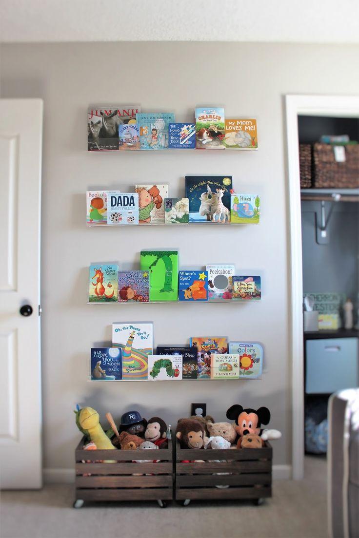 Cozy 25+ best ideas about Kid Book Storage on Pinterest | Book storage, book storage ideas for kids room