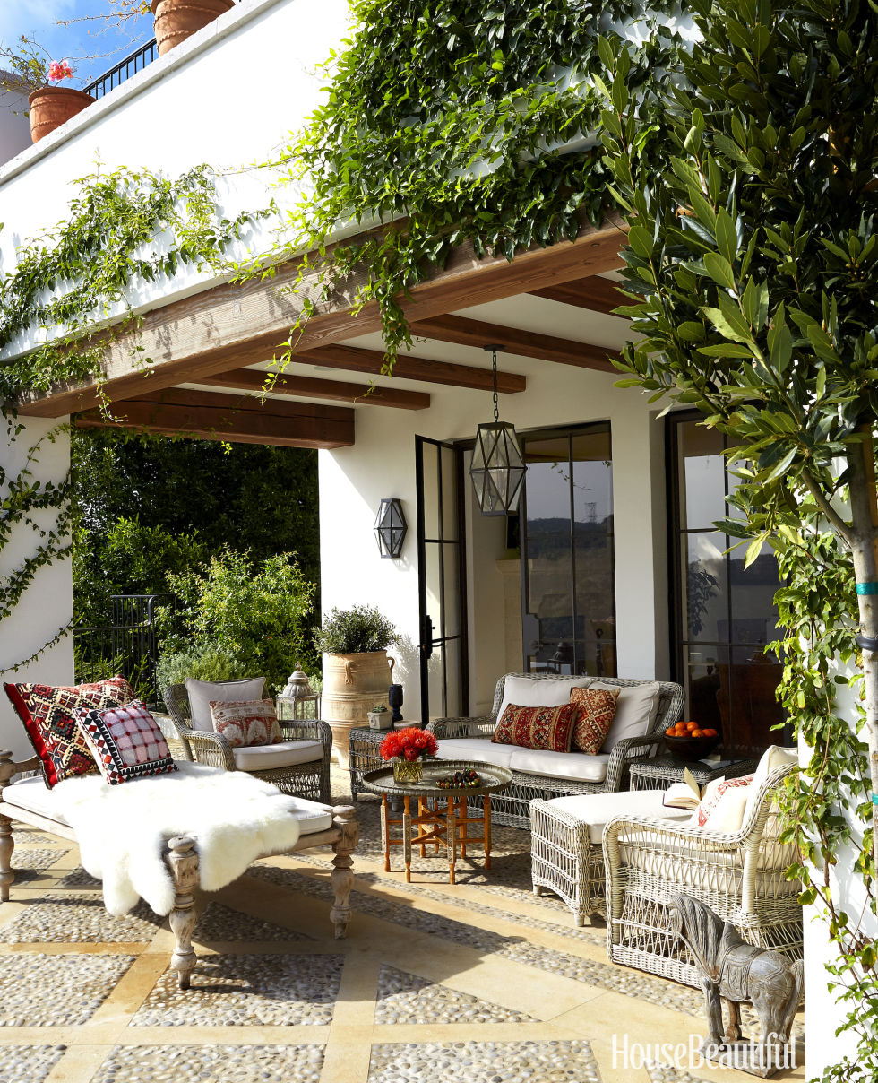 Cozy 85 Patio and Outdoor Room Design Ideas and Photos ideas for backyard patios