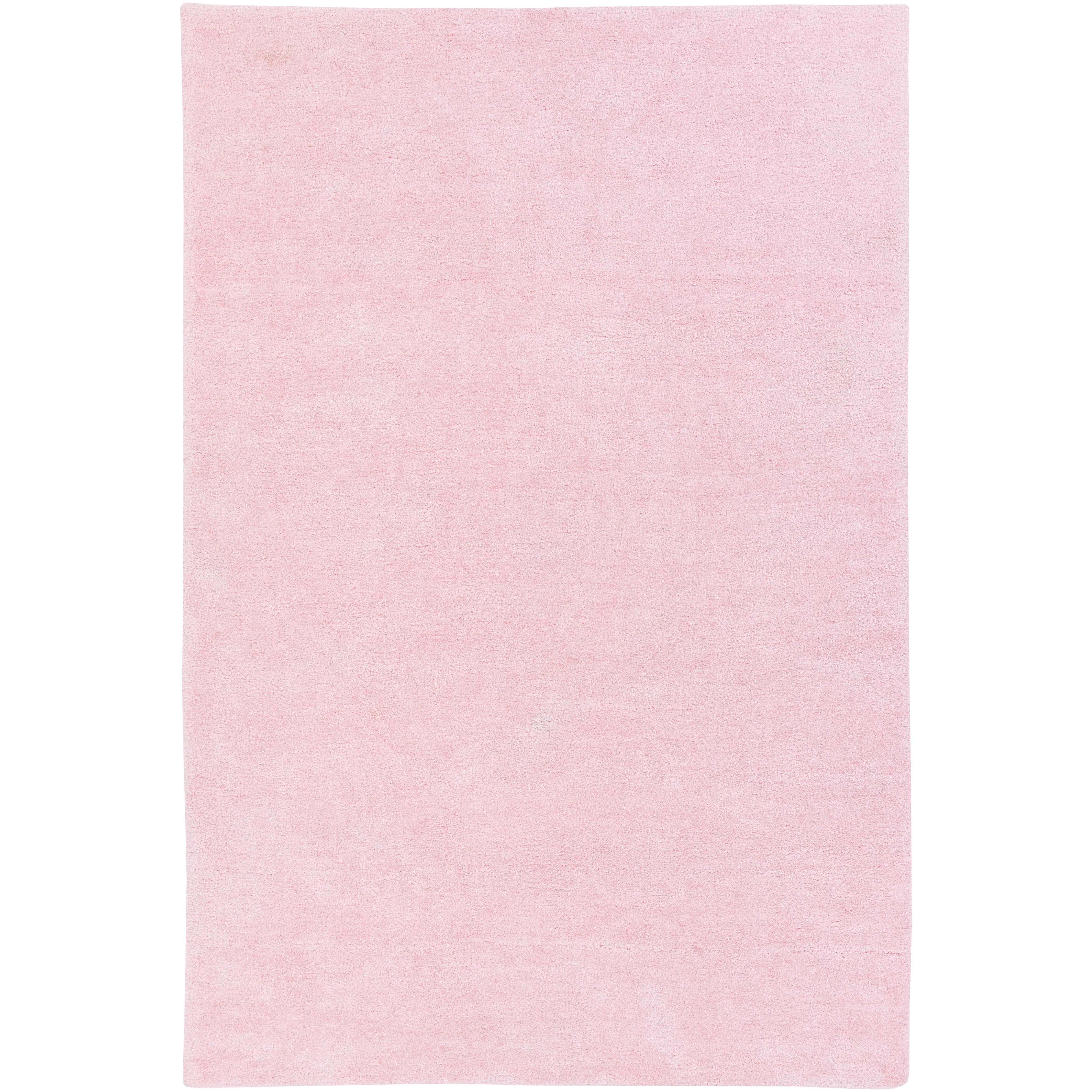 Cozy Artistic Weavers Arnold Gabriel Light Pink Area Rug light pink rug
