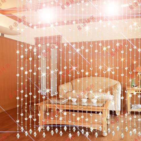 Cozy Bead curtain crystal bead curtain for partition entranceway glass bead  curtains fashion beaded closet curtains