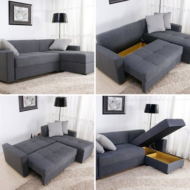 Cozy Choose Best Furniture For Small Spaces - 8 Simple tips small sectional sofa bed