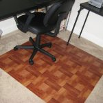 Create a better overview of your ambience by using chair mats for carpet