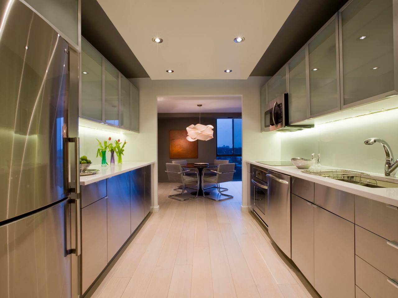 Cozy Galley Kitchen Remodel Ideas galley kitchen designs layouts