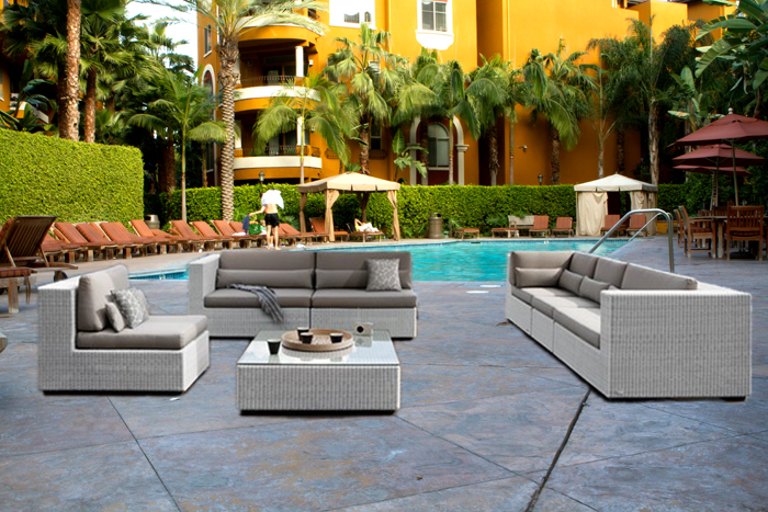 Cozy Inspiration Ideas White Resin Wicker Patio Furniture And Wicker Resin Patio outdoor wicker furniture clearance