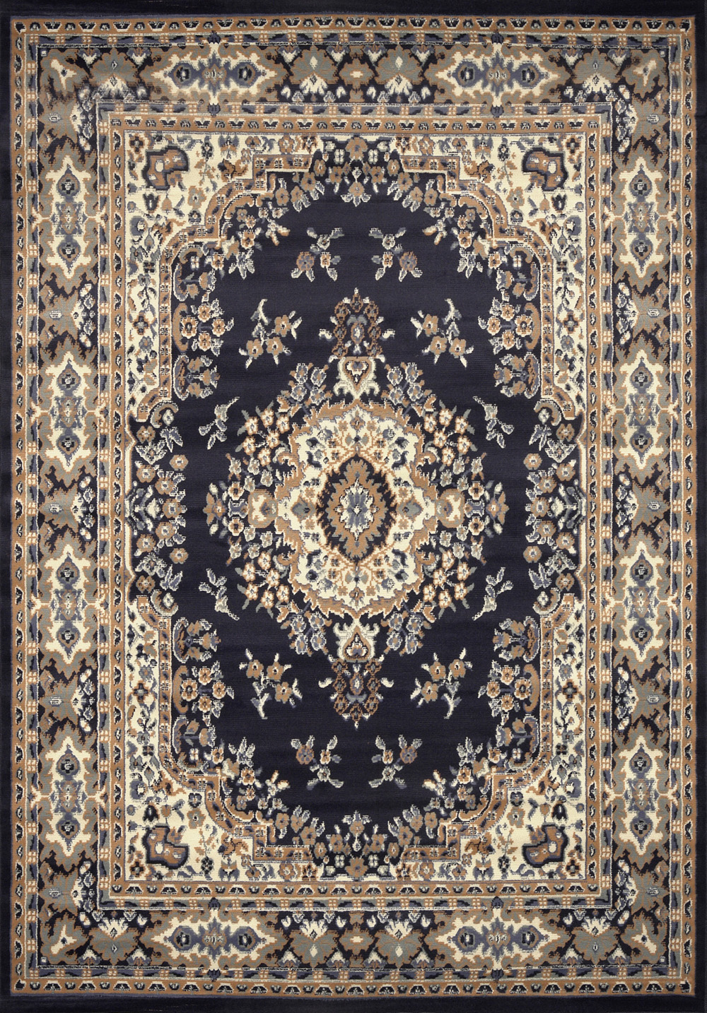 Cozy Large-Traditional-8x11-Oriental-Area-Rug-Persian-Style- large traditional rugs