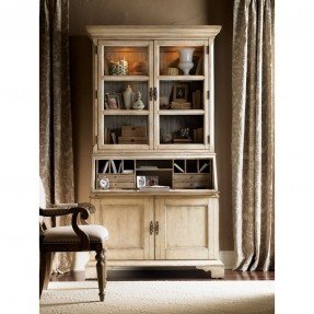 Cozy Lexington Twilight Bay Colette Secretary Desk secretary desk with hutch