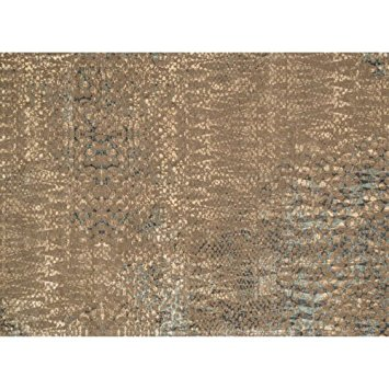 Cozy Loloi Rugs, JOURNEY COLLECTION, JOURJO-03SNBB3353, STONE / BLUE 3u0027- loloi rugs journey collection