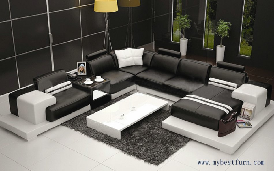 Cozy Multiple Combination Elegant Modern sofa, Large size Luxury fashion style,  best luxury modern sofas