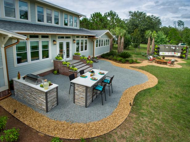 Cozy Patio Building, DIY u0026 Ideas | DIY diy patio ideas