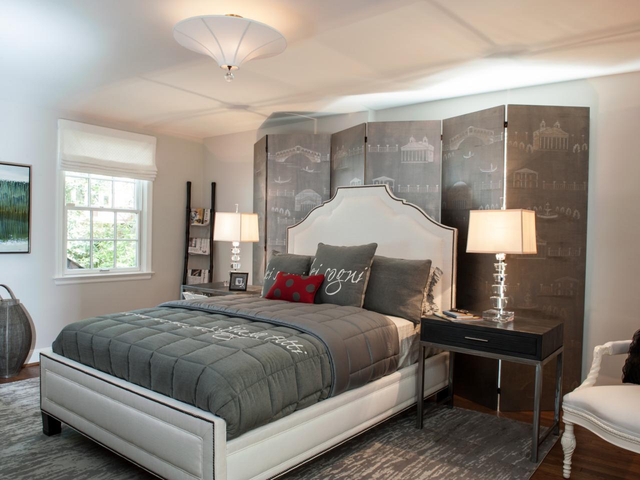 Cozy Sage Master Bedroom master bedroom color ideas