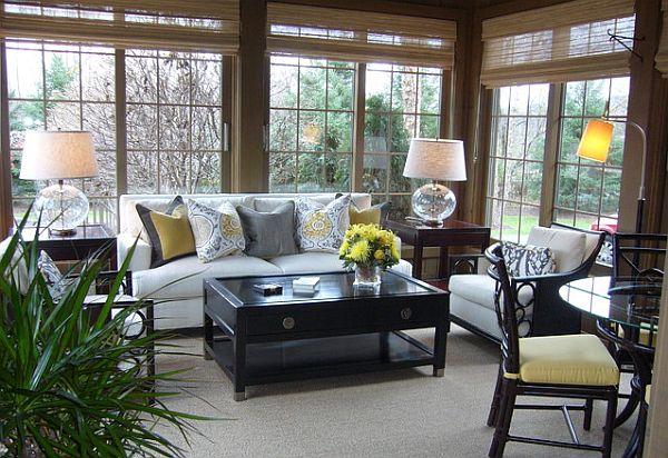 Cozy View in gallery cozy sunroom indoor sunroom furniture