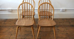 Cozy Vintage Ercol Windsor Dining Chairs vintage ercol dining chairs