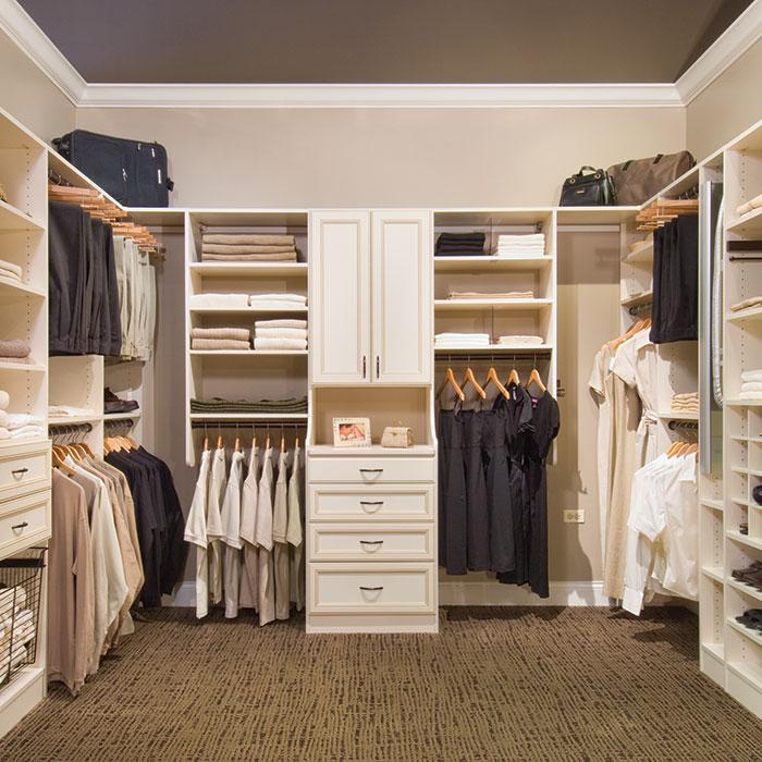 Cozy Walk In walk in closet organizers do it yourself