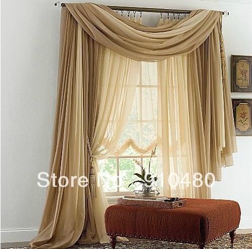 Awesome luxury sheer cafe curtains scarf valance curtains custom made curtain  valance for curtain valances for living room