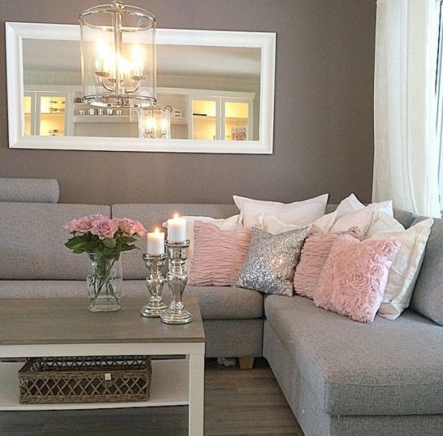 Cute 20 Beautiful Living Room Decorations sitting room decor
