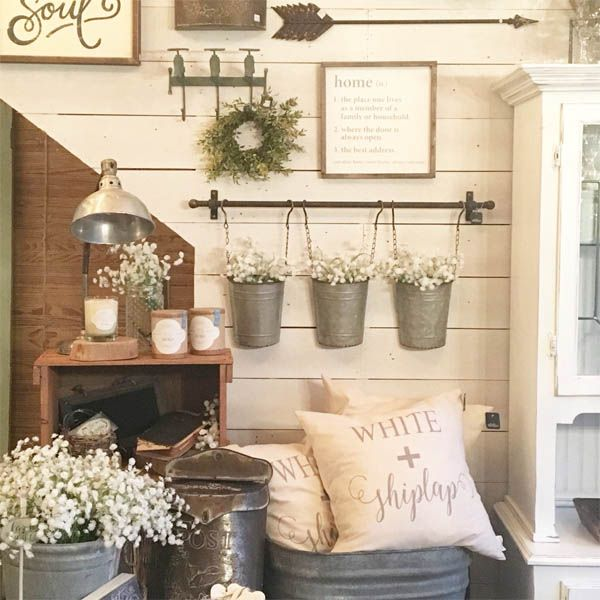 Cute 25+ best ideas about Rustic Shabby Chic on Pinterest | Corner shelves, Shabby rustic shabby chic home decor