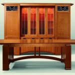 Simple yet elegant arts and crafts furniture
