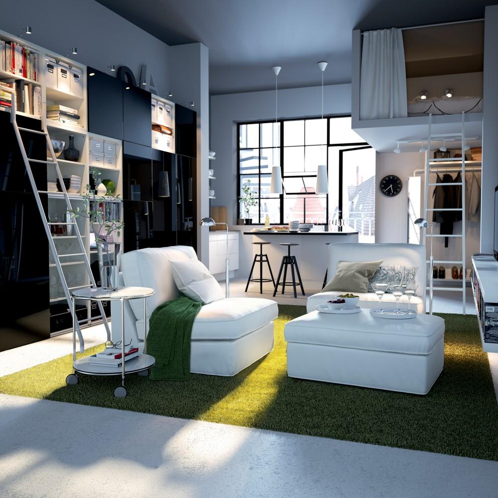 Cute Big Design Ideas for Small Studio Apartments interior design studio apartment