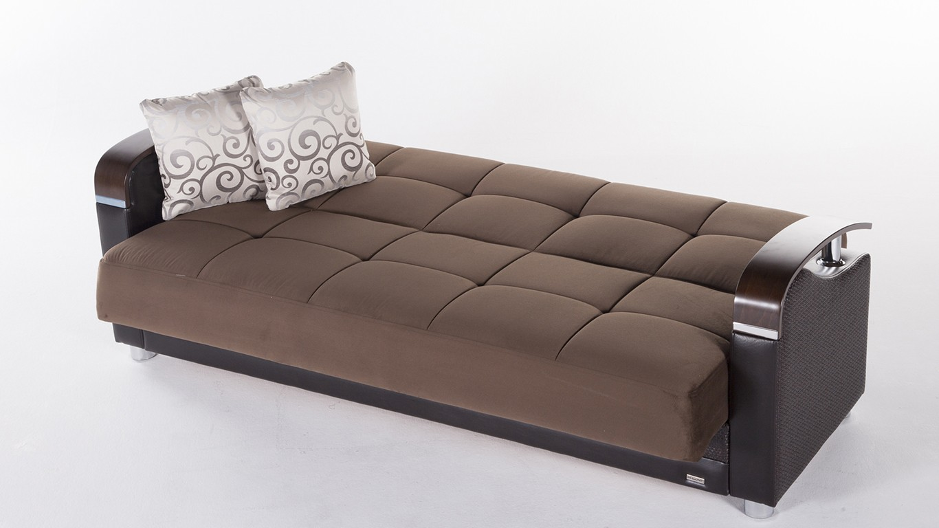 Cute ... CADO Modern Furniture - LUNA Sofa Bed with Storage ... sofa bed with storage