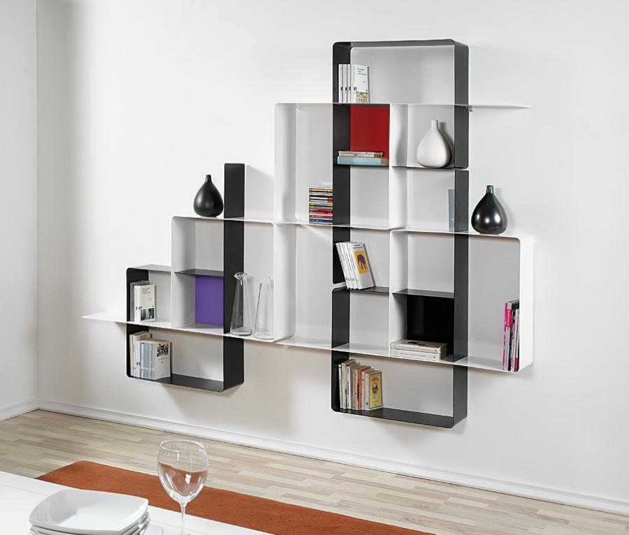 Cute DECORATIVE AND PRACTICAL WALL SHELVING UNITScapstonefurniture wall shelving units