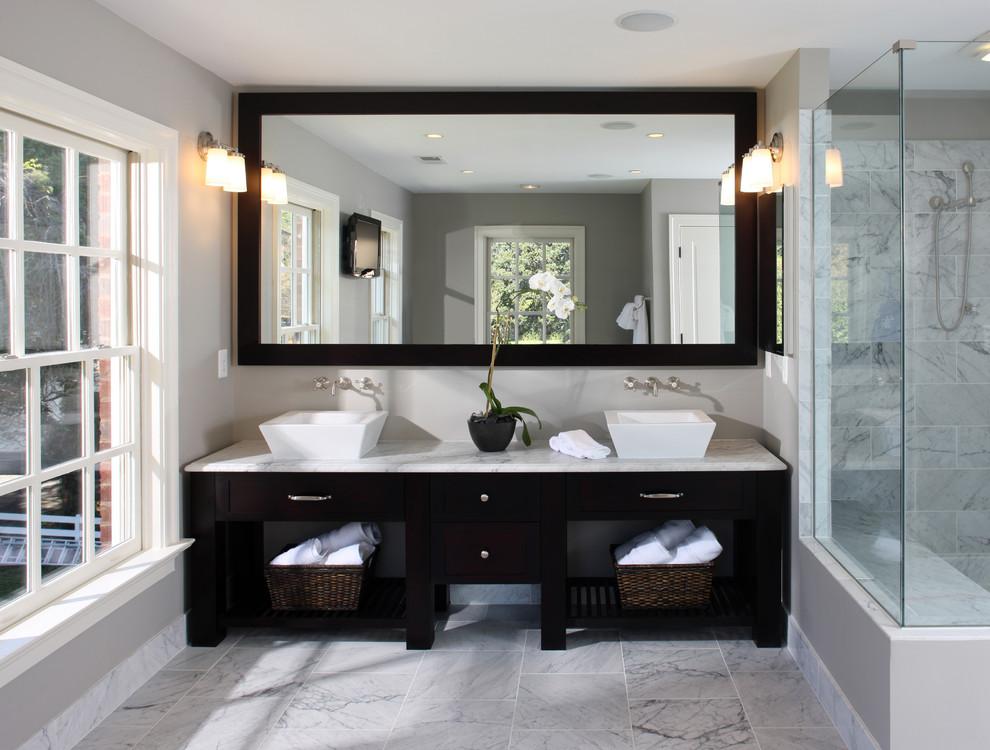 Cute huge-mirror bathroom vanity mirrors