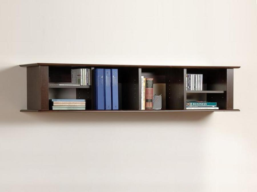 Cute Image of: Wall mounted shelves Argos wall mounted bookcase with doors