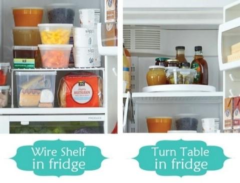 Cute Organizing the Refridgerator - Top 58 Most Creative Home-Organizing Ideas  and home organization ideas