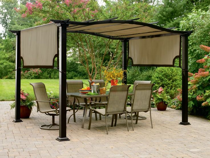 Cute patio gazebos and canopies | Outdoor Canopies, Gazebos, Screened Shelters  and Tents patio gazebo canopy