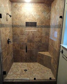 Cute Stand up next to built-ins u2026 | Pinteresu2026 bathroom shower remodel
