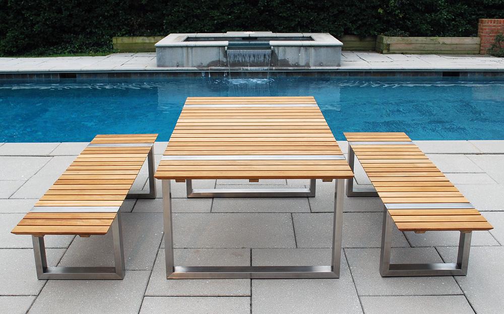 Cute Teak Affordable Modern Outdoor Furniture modern teak outdoor furniture