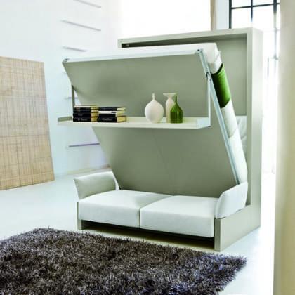 Cute Transforming Furniture studio apartment furniture solutions