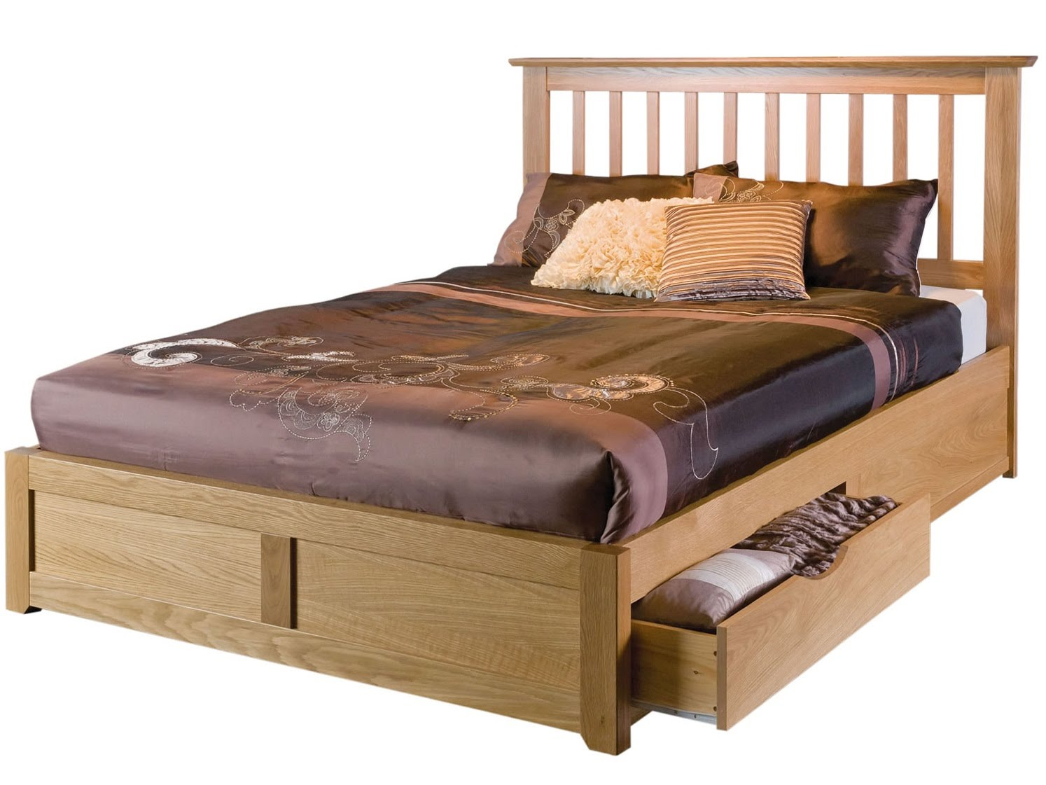 Cute Wooden Bed Frames - YouTube wooden bed frames