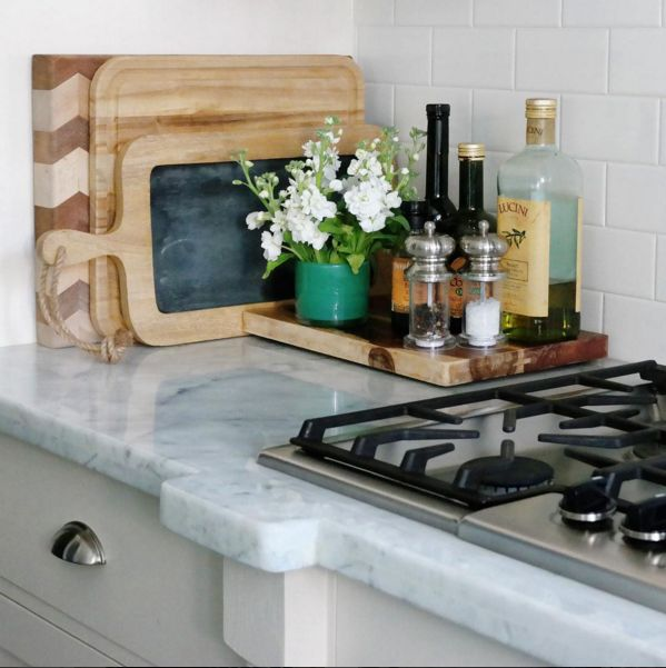 Best 25+ best ideas about Kitchen Counter Decorations on Pinterest | Countertop  decor, decorating ideas for kitchen counters