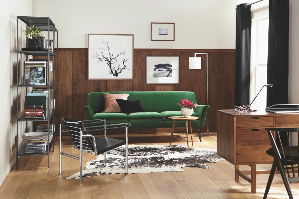 Elegant 10 Apartment Decorating Ideas | HGTV interior design living room apartment