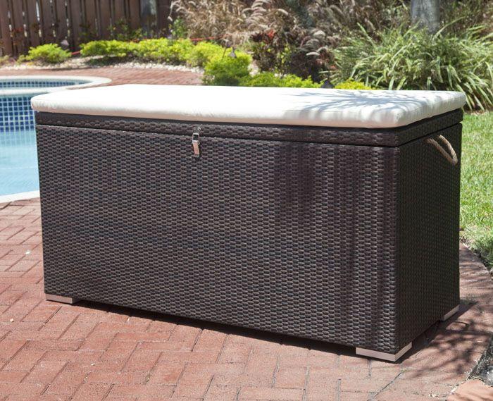 Elegant 25+ best ideas about Patio Cushion Storage on Pinterest   Garden storage patio cushion storage