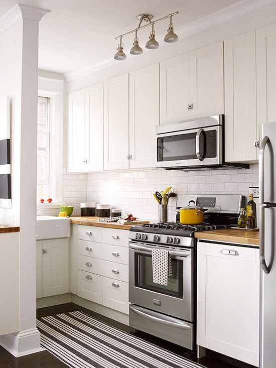 Elegant 25+ best ideas about Small White Kitchens on Pinterest   Small marble small white kitchen designs