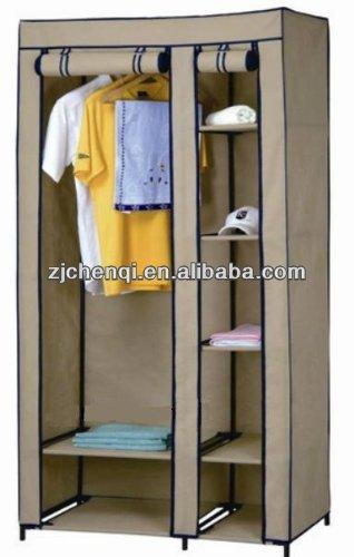 Elegant Assemble Plastic Portable Wardrobe Closet Tm-206 - Buy Assemble Plastic  Portable Wardrobe assembled wardrobe closets