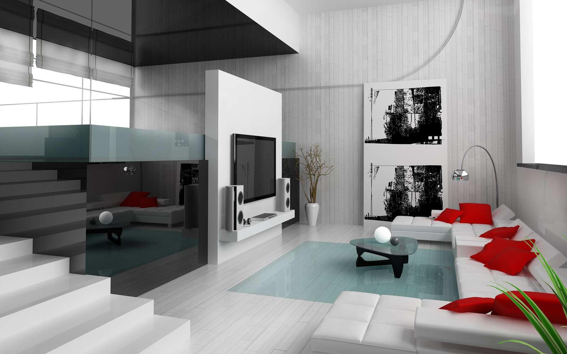 Elegant Black and White Interior Design Concept Sambeng Home Interior with Modern  Interior modern interior design concept