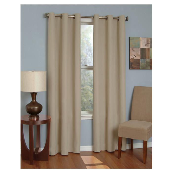 Elegant Charlton Homeu0026reg; Bexley Grommet Thermal Single Curtain Panel grommet window panels