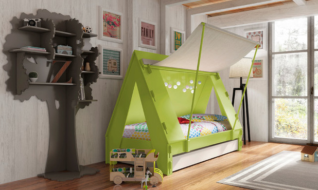 Elegant Cool Kidsu0027 Beds Sure to Top the Class cool childrens bedrooms