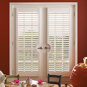 Elegant Craftsmanship. Style Options Styles for sliding glass u0026 French doors. Cloth sliding patio door blinds