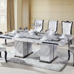 Marble Dining Furniture: gives exotic look to your home