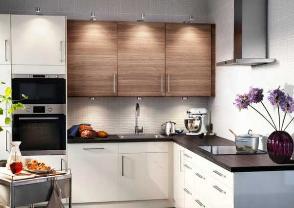 Elegant Modern Kitchen Design Ideas and Small Kitchen Color Trends 2013 modern small kitchen design ideas