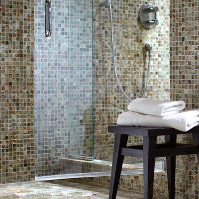 Elegant Mosaic Wall Tiles For Bathrooms