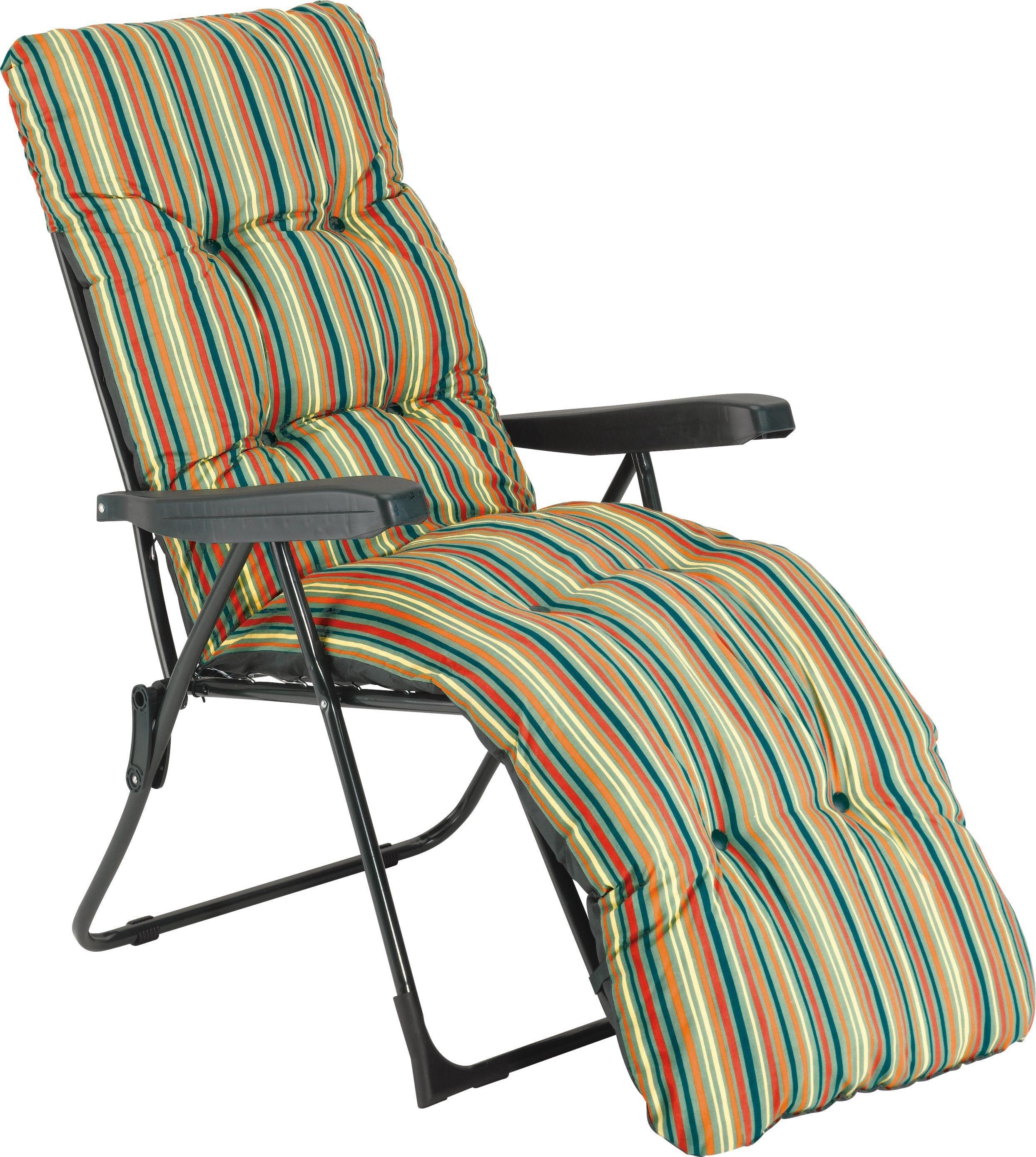 Elegant multiroom speakers reclining garden chairs